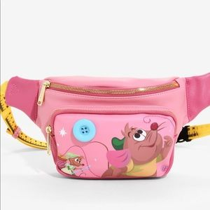 Loungefly  Cinderella Gus Gus Fanny Pack